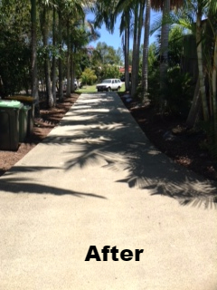 Driveway And Concrete Pressure Cleaning Call Josh